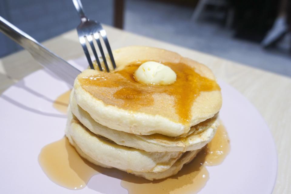 Mille-feuille Pancake