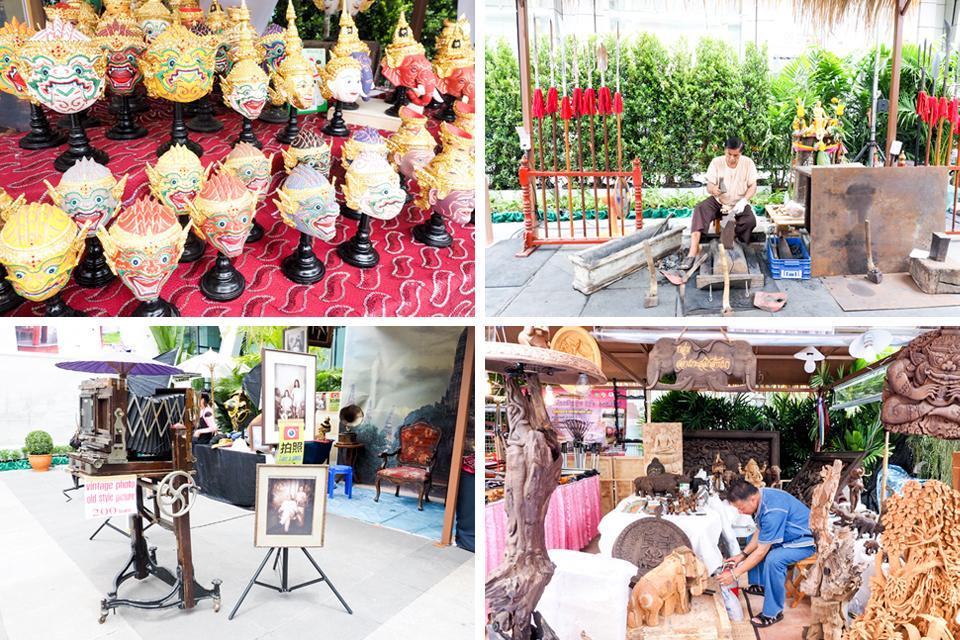 วิถีชีวิตของชาวบ้านสมัยอยุธยา Krungthep Thara